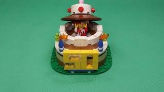 LEGO - BIRTHDAY CAKE , 40153 / ЛЕГО - НАБОР КУБИКОВ: ТОРТ КО ДНЮ РОЖДЕНИЯ, 40153.