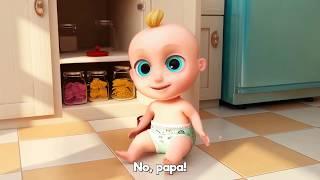 Johny Johny Yes Papa   Great Songs for Children  kids baby