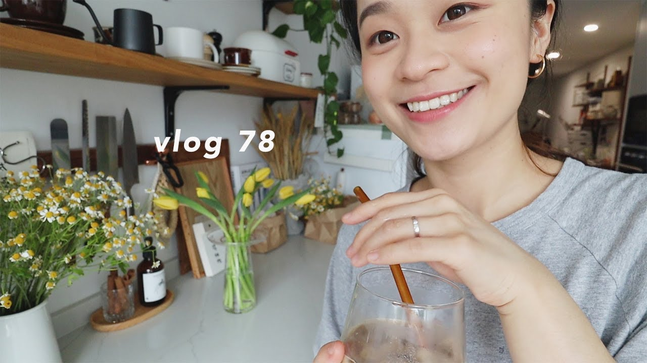 VLOG 78 | 韩式春川辣炒鸡🌶 | 超市购物分享 | 带皮皮去狗公园 | 黄瓜柠檬水🥒 | 有投影仪太幸福啦 | 新加坡生活日常 | Belinda Chen Vlog