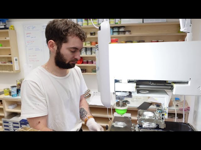 In conversation with Crispin Jones: Episode 2 how we print your watches