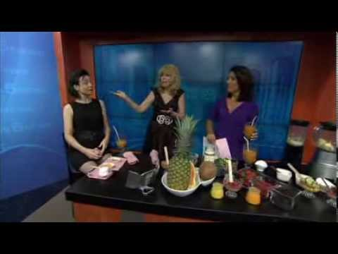 NBC5 Chicago - Smoothies For Skin!