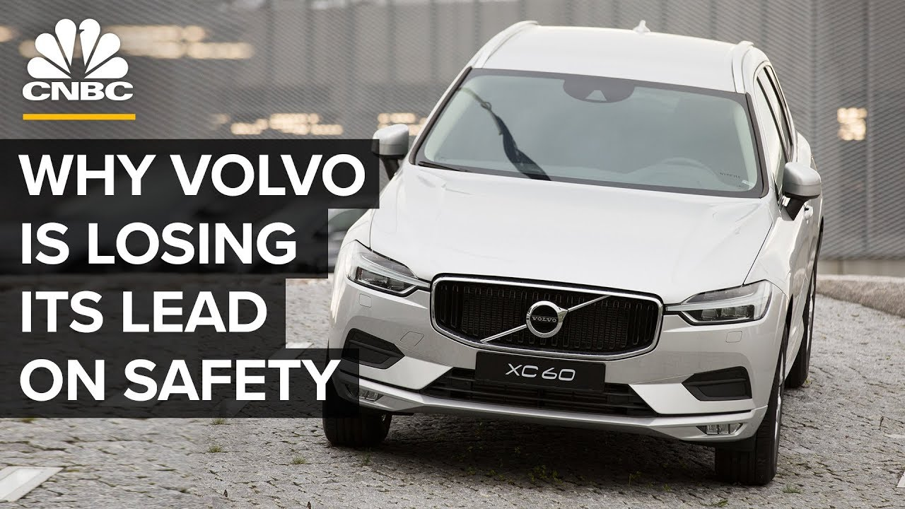 Why Volvo Is Losing Its Big Lead In Safety
