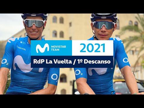 Download Rueda de Prensa 1º Descanso La Vuelta 2021   Movistar Team