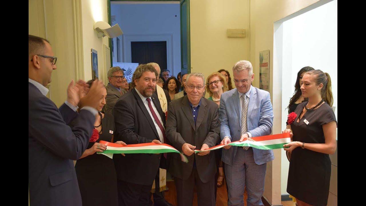 Sede Pegaso Lecce: il medley dell'inaugurazione ...