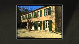 Particulier: immobilier de prestige Aix-en-Provence, vente bastide centre ville