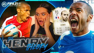 TALIA PACKED PRIME ICON HENRY! (The Henry Theory #72) (FIFA Ultimate Team)