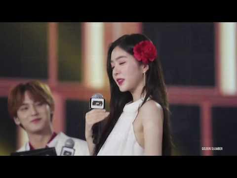 180707 Mingyu and Irene Havana Compilation