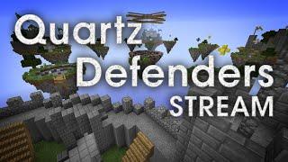 RedCrafting - Стрим - Quartz Defenders