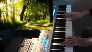 Athair Ar Neamh - Enya (Yamaha tyros 5)