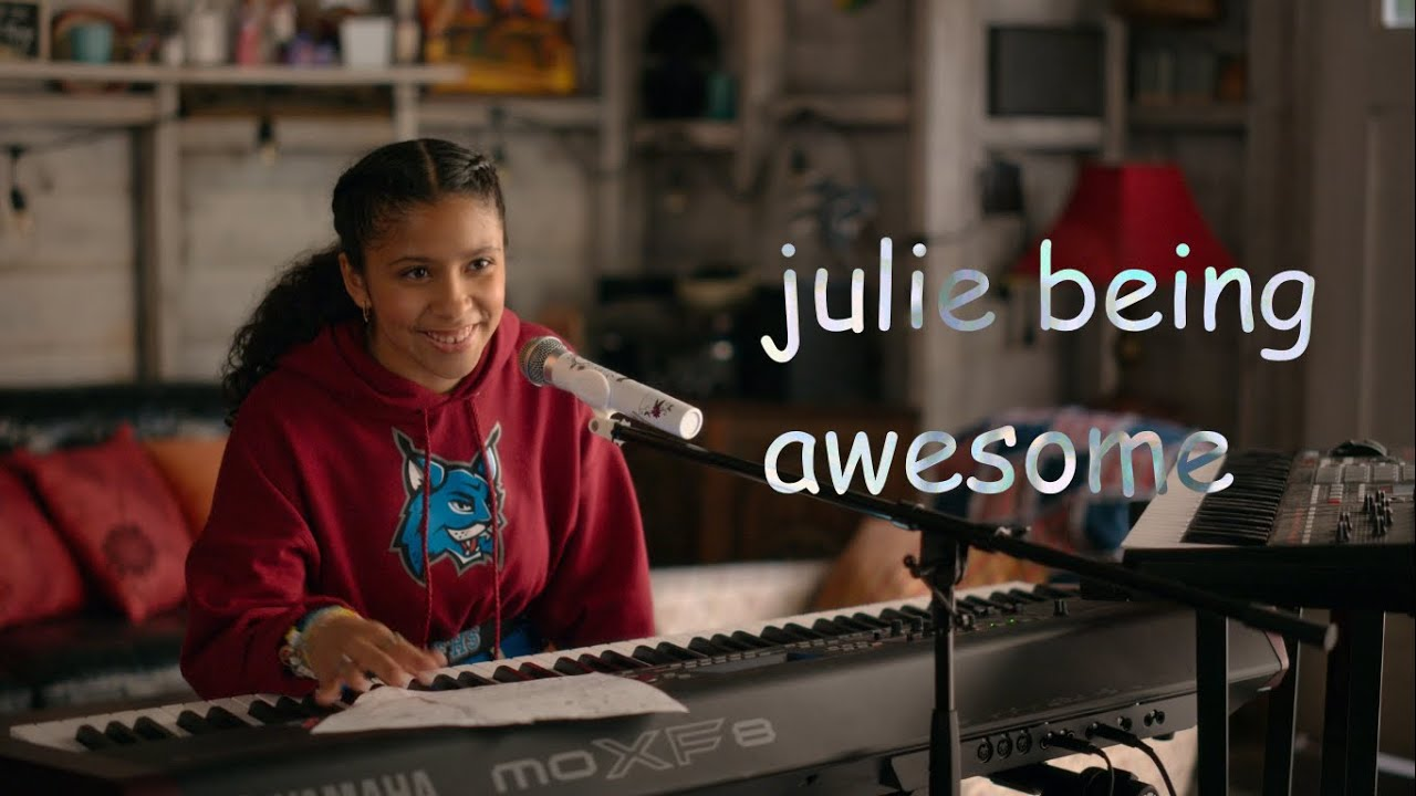 julie (from jatp) being awesome for 15 minutes