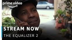 The Equalizer 2 - Stream Now | Denzel Washington | Amazon Prime Video