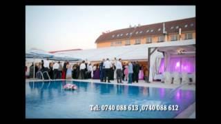 Nunta Hotel Dana Satu Mare 2016 - Cort de lux pentru evenimente