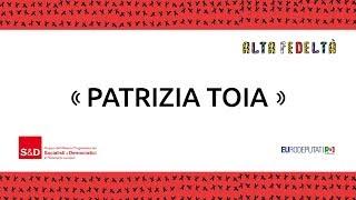 """Ospite di questa nuova puntata di """"Alta Fedeltà"""" è la capo delegazione PD al Parlamento europeo Patrizia Toia che si racconta attraverso una personale playlist."""