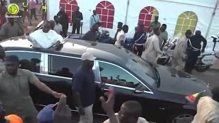 Inauguration de l'Autoroute Ila Touba par le Président Macky Sall.wlf