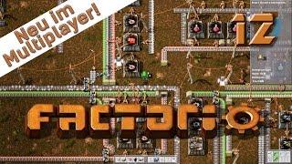Factorio Multiplayer #12 Unser Erz wird knapp Der Industrie und Fabrik Simulator deutsch HD
