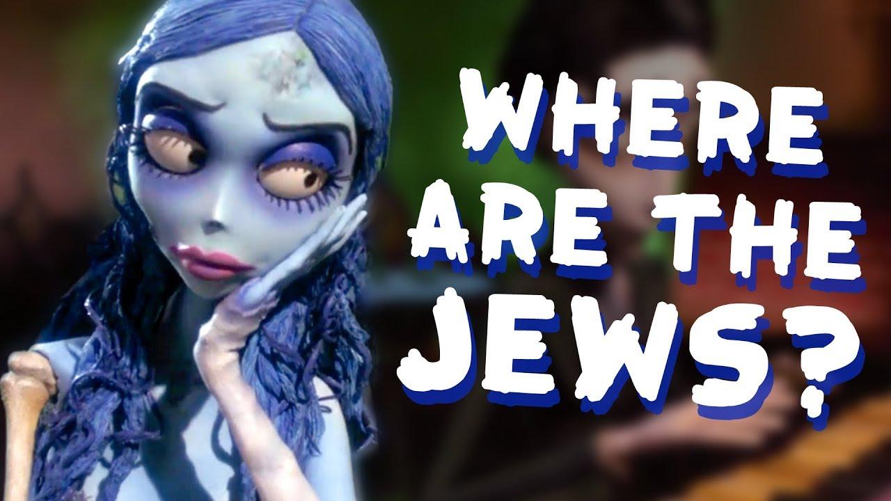 Download Jewish Erasure in Tim Burton Films | Burtonmas, day 4