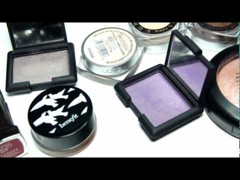 February Favorites 2012 and Giveaway - Nars Strada, Benefits rsvp, Mac - CLOSED