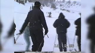 Лыжные спуски!