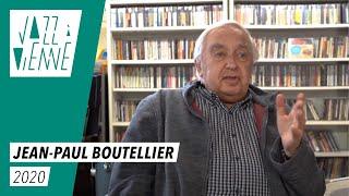 Jean-Paul Boutellier - Fondateur du festival Jazz à Vienne