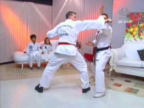 Action Martial Arts no programa Boa Tarde TV ULBRA parte 01
