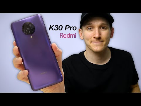 Redmi K30 Pro - HANDS ON & FIRST LOOK