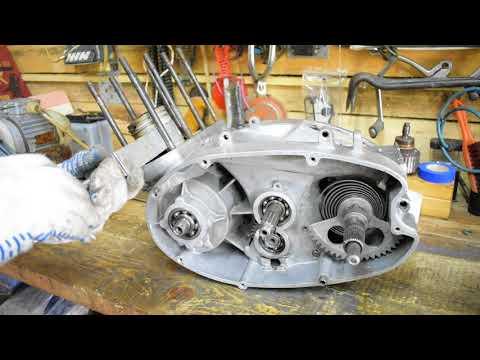 Двигатель ИЖ-Юпитер 3.Разборка и ремонт (часть2)