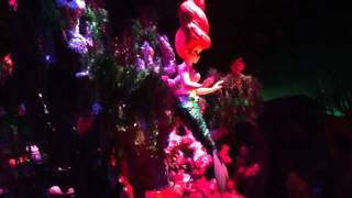 Inside Look At The New Little Mermaid Ride At California Adventure