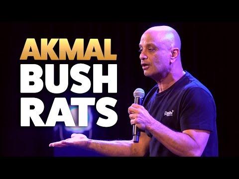 Akmal - Dealing with Bush Rats
