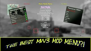 The best mw3 Mod menu!? + Download (Menace MW3)