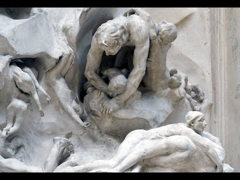 Rodin, The Gates of Hell