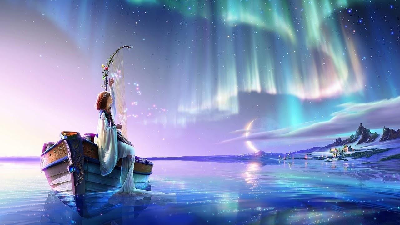 sonnerie harp glissando