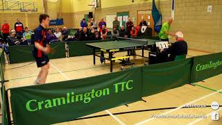 Northumberland Closed Tournament 2018 - Open Singles Final - G Barella vs. E Smith