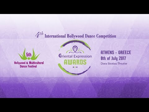 """4th International Bollywood Dance Competition - """"Oriental Expression Awards"""" Highlights"""