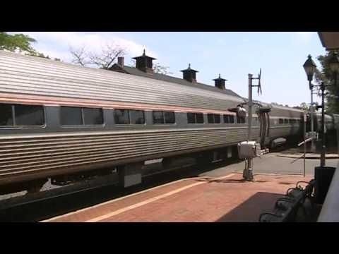 50 Amtrak Regionals, Vermonters, and Shuttles