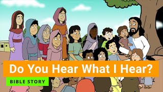 Primary Year C Quarter 4 Episode 12 Do You Hear What I Hear