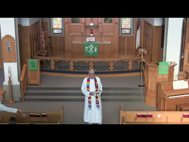 Zion Sunday Service, August 22nd, 2021