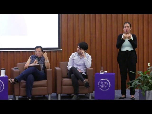 Discurso de Nashieli Ramirez en la presentación del  Informe Violencia extrema contra LGBTTT