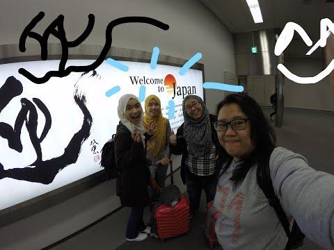 GoodBye Brunei // Hello Japan