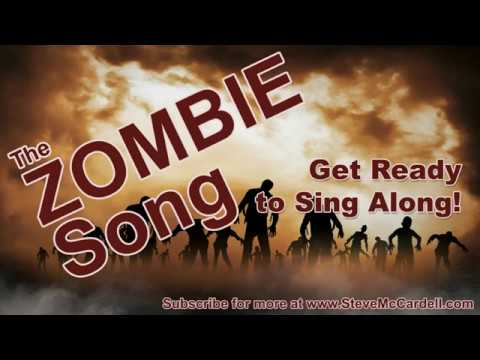 I Am A Zombie: The Zombie Song (Humorous Hip Hop / Rap)