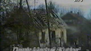 Sisak Karlovac Gospić izviješće 1991