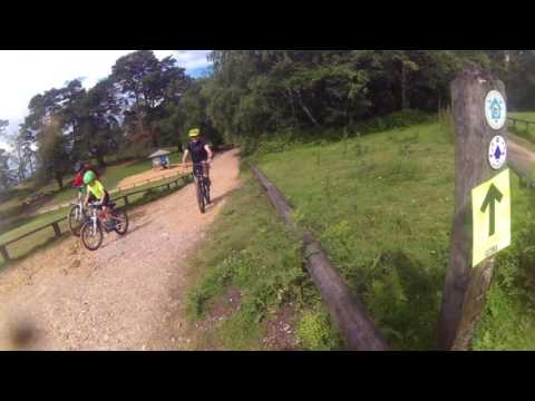 Evans Cycle Ride IT North Downs MTB 2016 Time Lapse