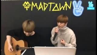 160313 MADTOWN LEEGEON + HO - Lay Me Down