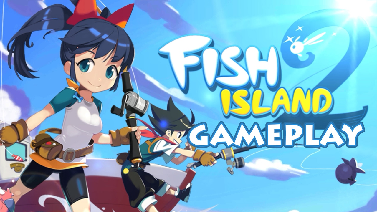 Fish Island 2 Preview The Cutest Anime Fishing Game - YouTube