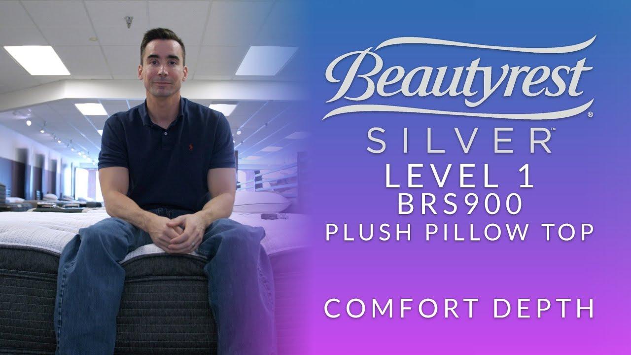 beautyrest silver brs900 plush