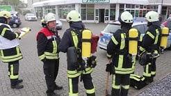 Putzmittelwagen brannte: Qualm in Göttinger Spielhalle