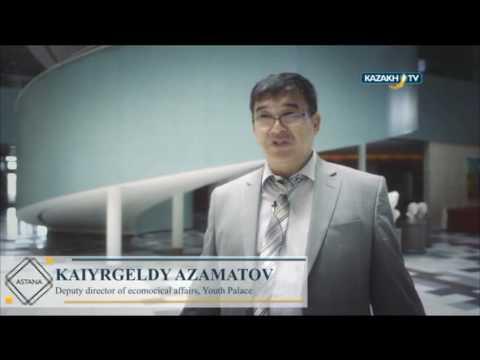 """""""Astana"""" #26 (14.09.2016) - Kazakh TV - eng"""