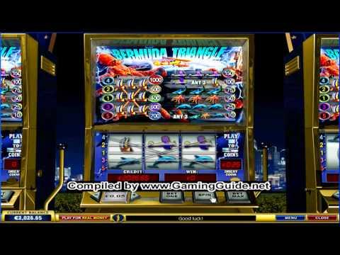 Europa Casino Bermuda Triangle Slots