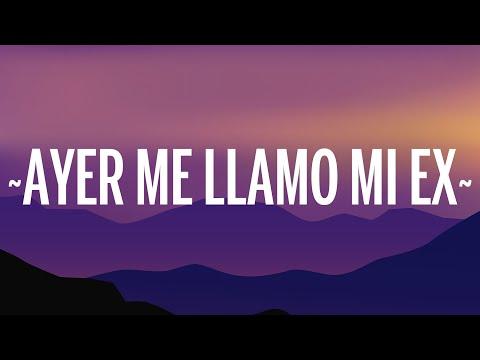 KHEA, Natti Natasha, Prince Royce – Ayer Me Llamó Mi Ex (Remix) (Letra/Lyrics) ft. Lenny Santos