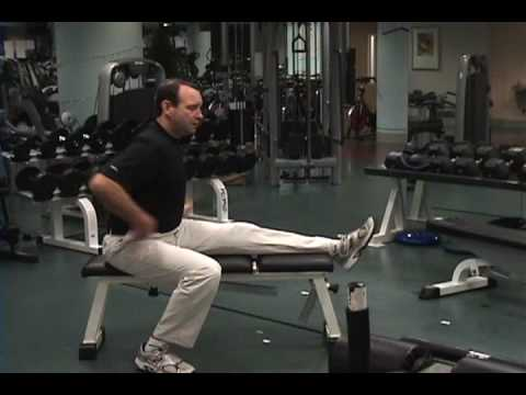 tight hamstrings, low back discomfort, and the golf swing