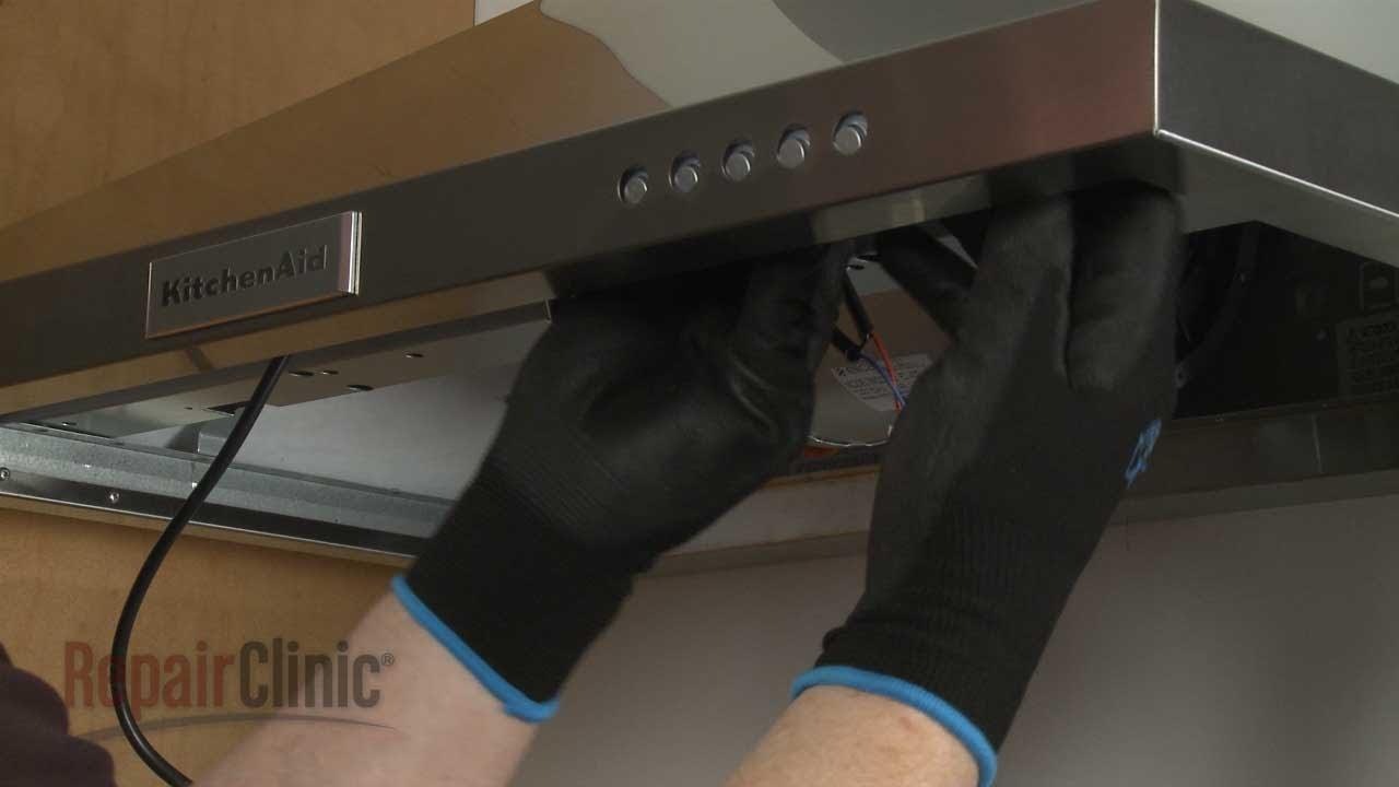 Kitchenaid Canopy Vent Hood Main Control Assembly